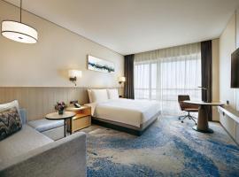 Hyatt Place Taiyuan Longcheng, отель в городе Тайюань