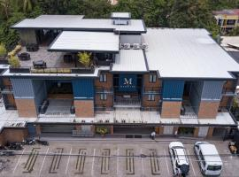 The Madeline Boutique Hotel & Suites, hotel in Davao City