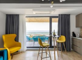 Novum By the Sea, serviced apartment in Olimp