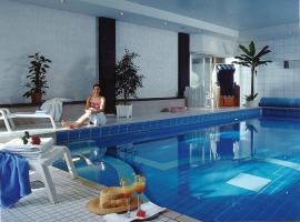 Landhotel Sauerländer Hof: Habbecke şehrinde bir otel