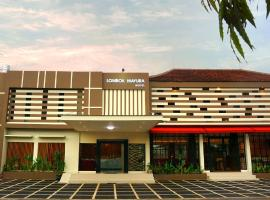 Lombok Mayura Hotel, hotel near Lombok International Airport - LOP, Cakranegara