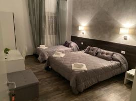 TIBURTINA INN GUEST HOUSE, hotel a Roma