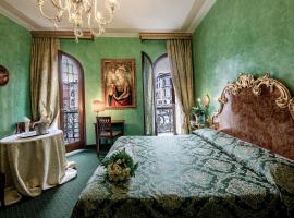 Hotel Marconi, hotel in Grand Canal, Venice