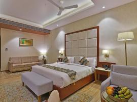 The Square Somnath, hotel in Somnath