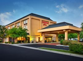 Hampton Inn Salt Lake City/Sandy, hotel in Sandy