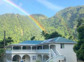Soufriere Guesthouse, hotel en Soufrière