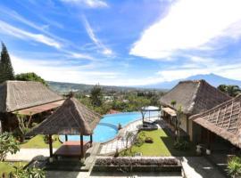 An amazing big villa typical of bali - Puri Bali Villas, villa in Selong Belanak