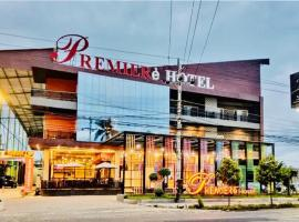 Premiere Hotel Tegal, family hotel in Tegal