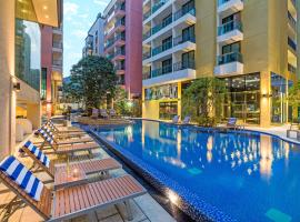 Citrus Grande Hotel Pattaya by Compass Hospitality, hotel near Pattaya Viewpoint, Pattaya South