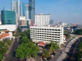 Grand Inna Tunjungan, отель в Сурабае