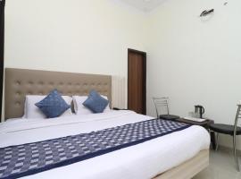 HOTEL KAMRON INN, apartment in Chandīgarh
