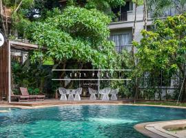 Oun Hotel Bangkok, hotel in Bangkok