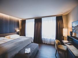 Art Boutique Hotel Monopol, hotel in St. Moritz