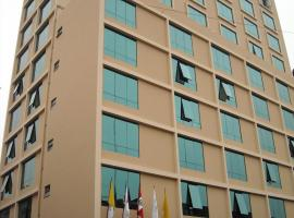 Hotel Continental Lima, hotel near Cultural Center of Fine Arts, Lima