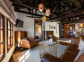 1822 Makrinitsa Suites, serviced apartment in Makrinitsa