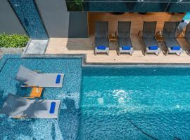 Maven Stylish Hotel Hua Hin, hotel in Hua Hin