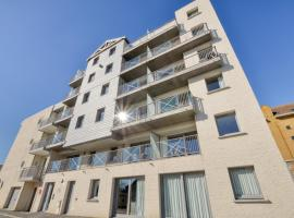 Apartment for 6 people (4 adults - 2 children) with balcony, hôtel à Bray-Dunes