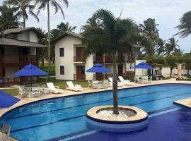 Beach Wind Dunas Hotel, guest house in Flecheiras