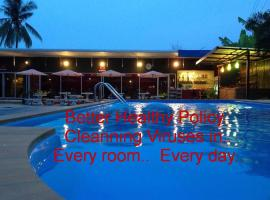 Nest Boutique Resort, spa hotel in Lat Krabang