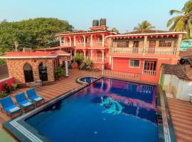 Larios Beach Holidays Resort, pet-friendly hotel in Baga