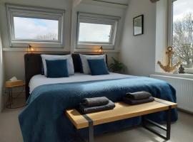 Appartement Havenzicht, Bed & Breakfast in Enkhuizen