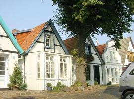 Haus Alexandrine, Ferienwohnung in Warnemünde