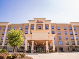 Hampton Inn & Suites Dallas-Arlington North-Entertainment District, hotel in Arlington
