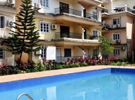 Hotel Beach Walk, апартаменты/квартира в Калангуте