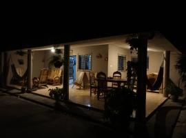 Nanda Parbat Hostal, lodge in San Rafael Cedros