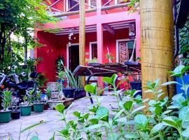 Suites Casa De Ban, homestay in Lençóis