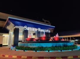 Savan Resorts, מלון בסבנקט