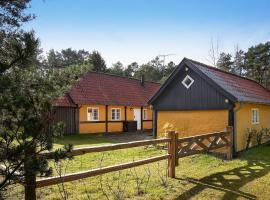 Holiday home Aakirkeby XI – willa w mieście Vester Sømarken