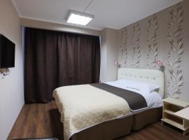 VolnaCity Hotel, hotel in Ufa