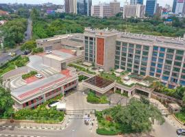 Nairobi Serena Hotel, hotel in Nairobi