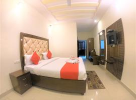 Hotel City Star, hotel in Dehradun