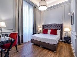 Hotel Ungherese Small Luxury Hotel, hotel in Florence