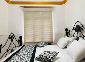 Golden Five、ヌワラエリヤのホテル