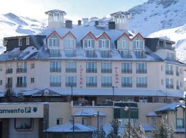 Inside Plaza Sierra Nevada, hotel en Sierra Nevada