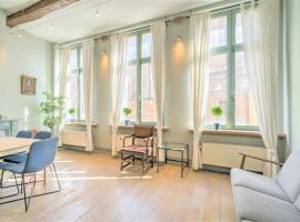 The Hendrik House in Old Town Antwerp, apartment in Antwerp