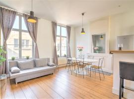 The Capital Street Triplex, apartment in Antwerp