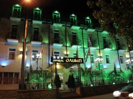 Отель Олимп, отель в Сухуме