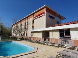 Kyriad Aix Les Milles - Plan de Campagne, hotel in Bouc-Bel-Air