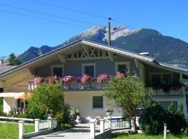 Ferienhaus Antoinette, family hotel in Biberwier