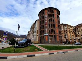 Гостиница Бонус, apartment in Estosadok