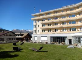 Hotel Schweizerhof Pontresina, hotel in Pontresina