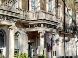 BEST WESTERN PLUS Delmere Hotel, hotel near Marylebone Tube Station, London