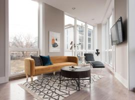Sonder at 943 Crosby, serviced apartment in Chicago