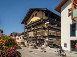 Panoramahotel, Hotel in Sankt Johann in Tirol