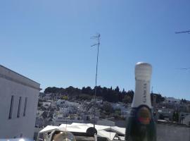 La casa sui trulli, appartamento ad Alberobello