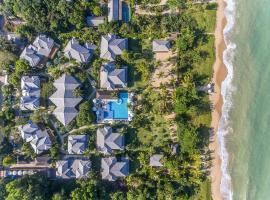Campo Bahia Hotel Villas Spa, spa hotel in Santo André